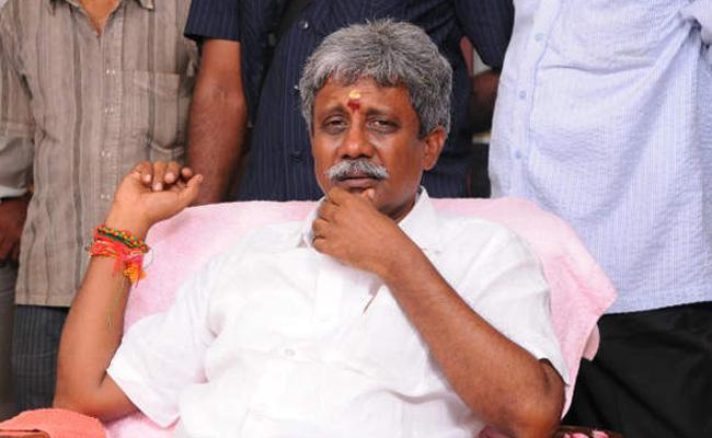 BJP MLA Pydikondala Manikyala Rao Critics Chandrababu Naidu - Sakshi