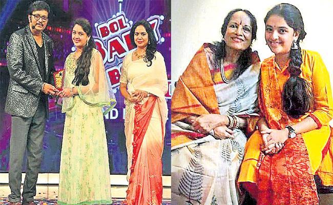 Singer Advitheeya Special Story - Sakshi
