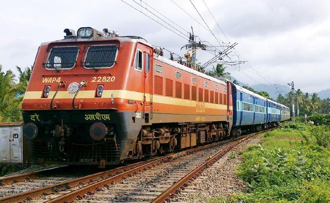 Gun Find in Venkatadri Express Train - Sakshi