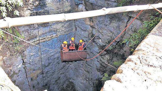 coal mine accident in meghalaya - Sakshi