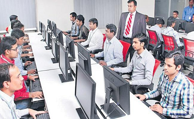 IT and Startups will be making huge recruitments next year - Sakshi