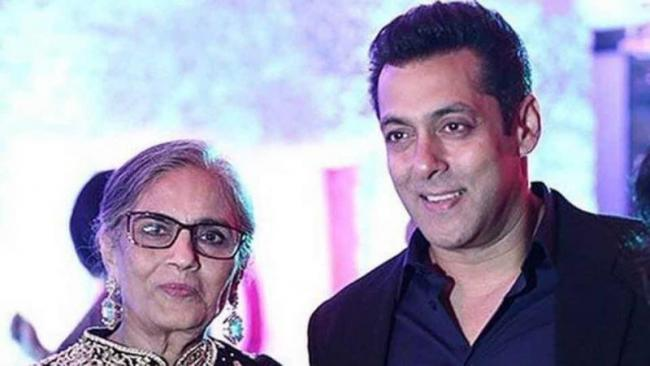 Salman Khan Gives A Special Gift To His Mother In 2019 - Sakshi
