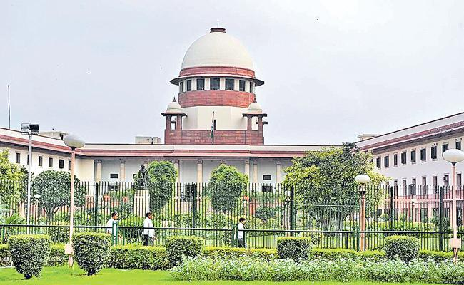 Guest Columns On The Biggest Supreme Court Judgements Of The year - Sakshi