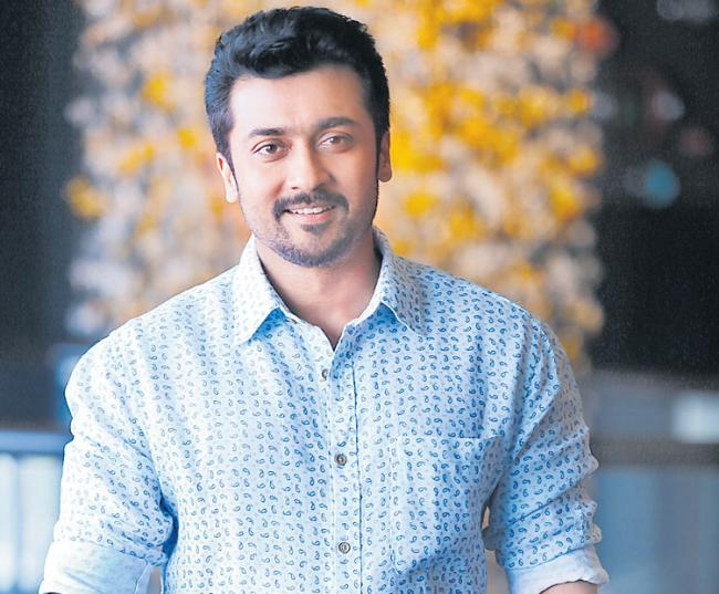 Surya 37 Title announcement on New Years - Sakshi