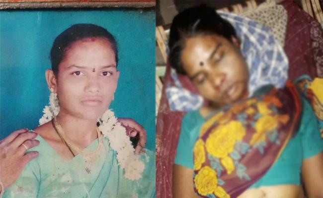 Husband Killed Wife In Anantapur - Sakshi