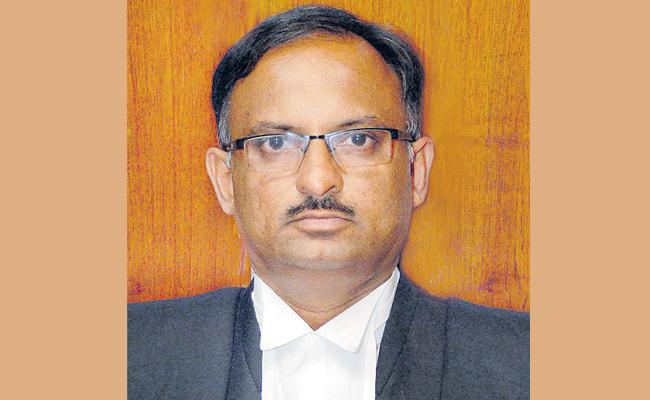 AP High Court Chief of Provisional Chief Justice Praveen Kumar - Sakshi