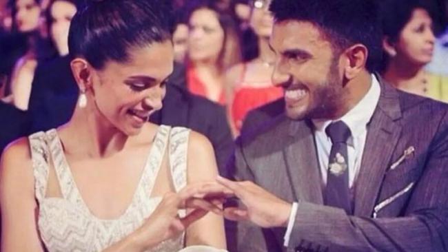 Deepika Padukone And Ranveer Singh Got Engaged 4 Years Ago - Sakshi