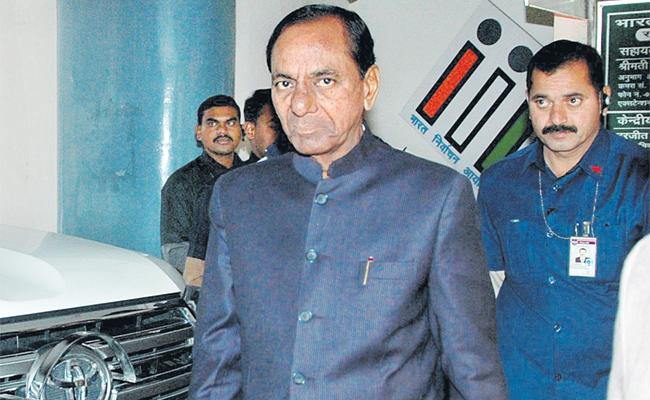 KCR seeks different poll symbol for Lok Sabha Polls