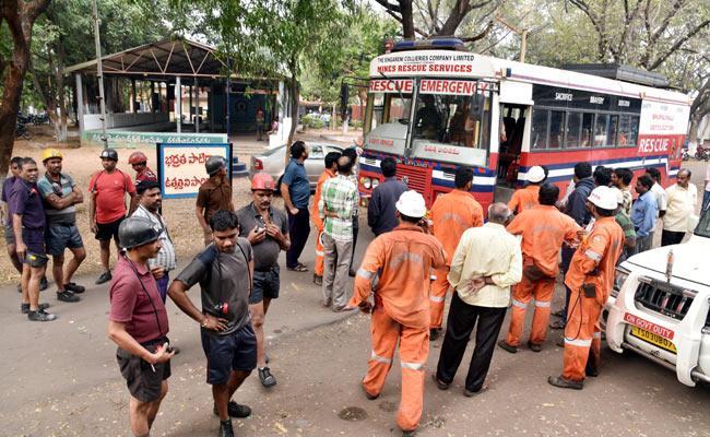 Singareni Employee Missing In Underground Mine At Bhupalpally - Sakshi