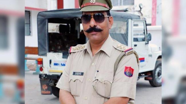 Bulandshahr Cop Subodh Singh Shot Himself, Says BJP MLA - Sakshi