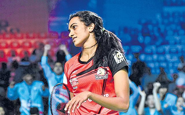 PBL 4: Sourabh, Kirsty guide Ahmedabad to 4-3 win over Bengaluru - Sakshi