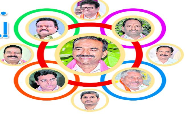 Telangana Assembly Election Last 2014 Win Candidate List  Karimnagar - Sakshi