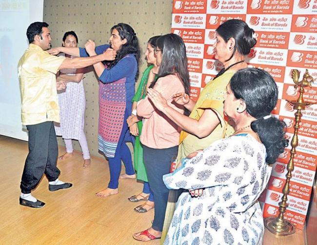Self-Defense For The Entrepreneur's Spirit - Sakshi