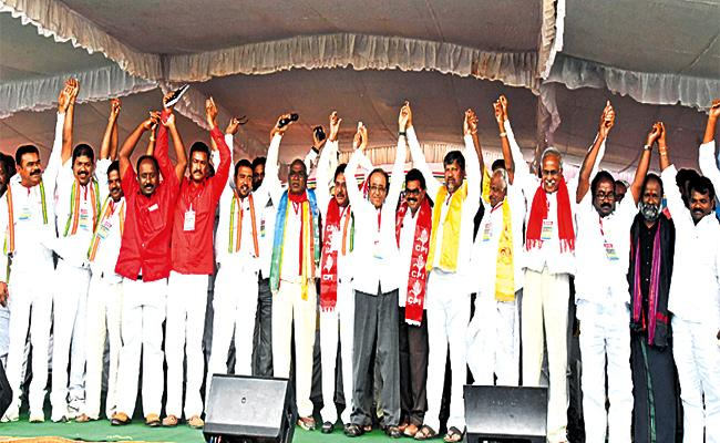 Alliance Made A Seat For The Win Telangana TDP President L Ramana - Sakshi