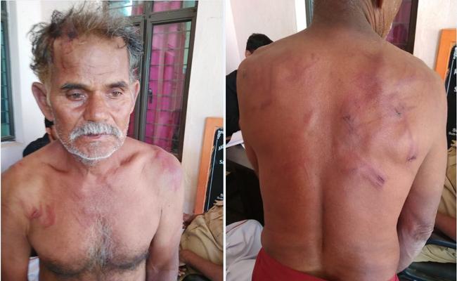 Son Murder Attempt on Father For Assets - Sakshi
