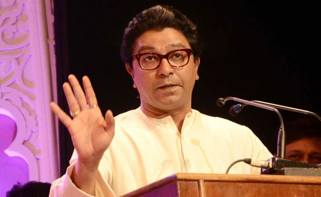 Raj Thackeray Says North Indians Never Questions Leaders For Development - Sakshi