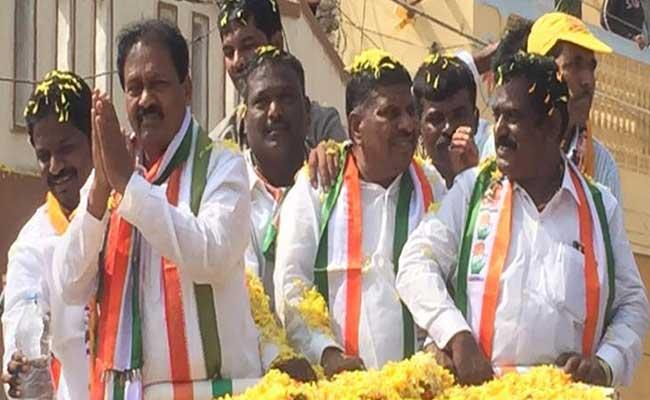 MahaKutami Is Defeat Of The TRS Said By Shabbir Ali - Sakshi