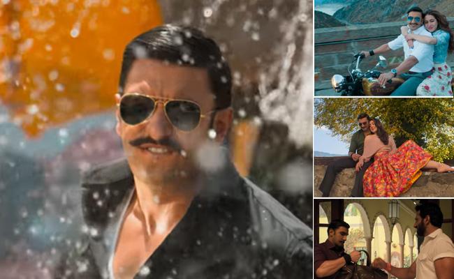Ranveer Singh Simmba Trailer Release - Sakshi