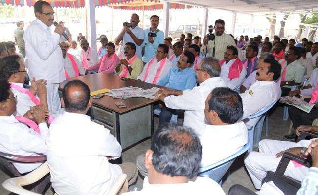 All Singareni Workaers Are support to TRS Party - Sakshi