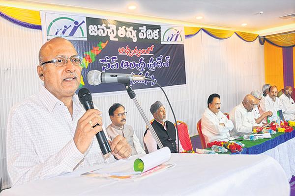 20,000 crores scam in irrigation projects - Sakshi