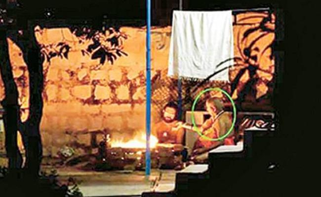 Iam Not Involed with any Kshudra Pooja, Ganti Radha Krishna - Sakshi