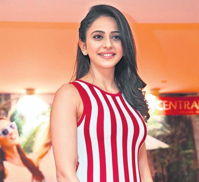 rakul preet singh tollywood movies details - Sakshi
