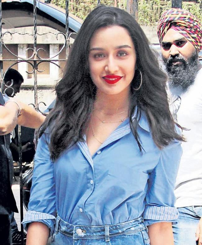 shraddha kapoor Goodbye for acting 2018 - Sakshi