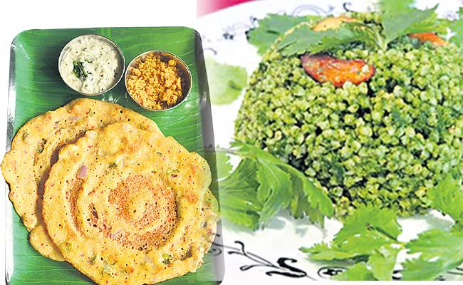 100 grams of grains are nutrients and fiber? - Sakshi