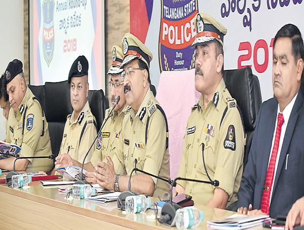 CCTV Focus On Crimes - Sakshi