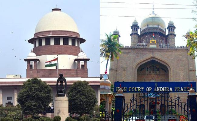 Line Clear For High Court Of judicature At Hyderabad Bifurcation - Sakshi