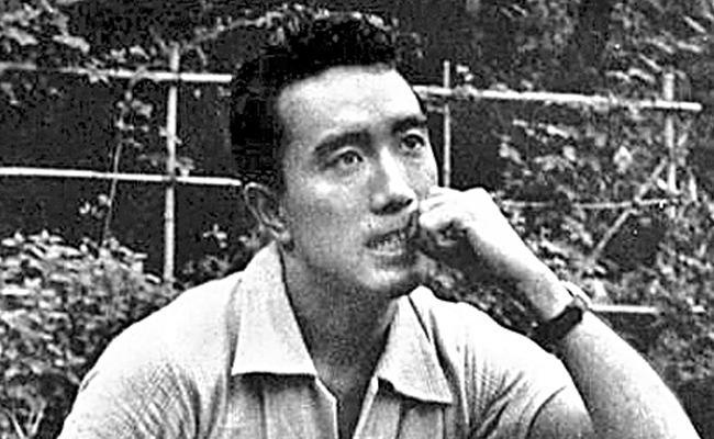 Great Writer Mishima Yukio In Sahithyam - Sakshi