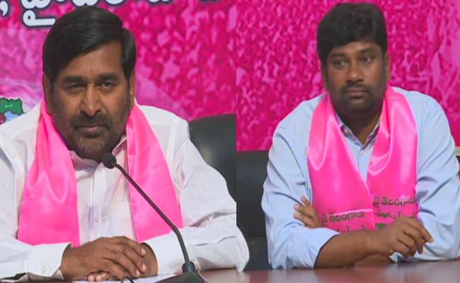 Jagadish Reddy And Balka Suman Fires On Chandrababu Naidu - Sakshi