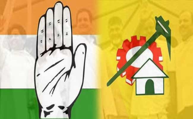 Ilapavuluri Murali Mohan Rao Article On Congress And TDP Alliance - Sakshi