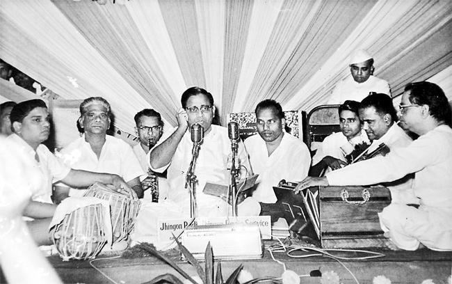 Special story from  ghantasala Jayanti - Sakshi