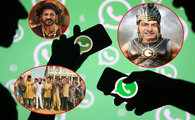 Whatsapp Groups Key Role In Telangana Elections - Sakshi