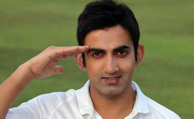 Gautam Gambhir announces retirement from all forms of cricket - Sakshi