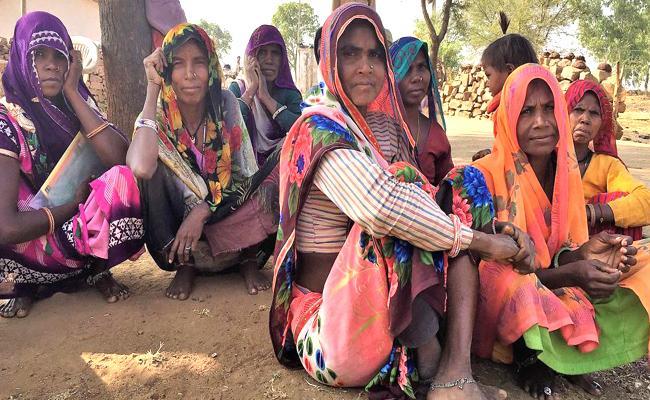 Rajasthan elections, Whom Sahariyas Support this Time - Sakshi