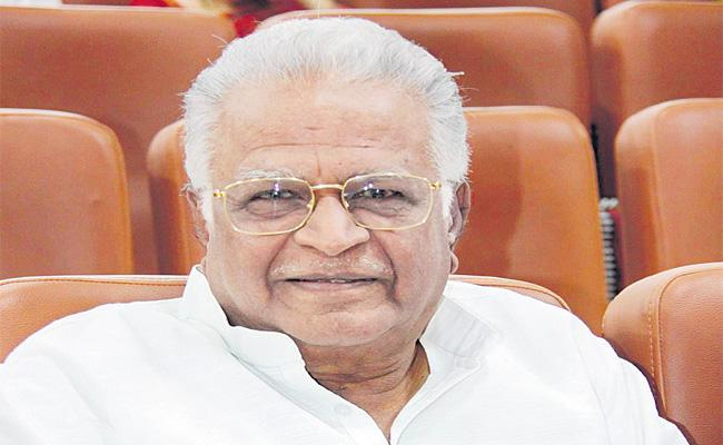 Kolakaluri Enoch Got Sahitya Akademi Award - Sakshi