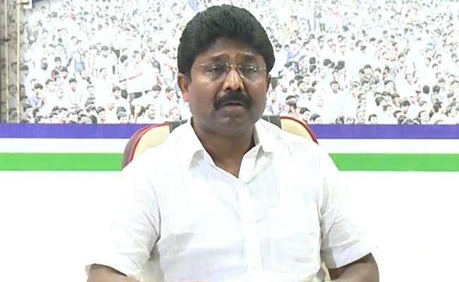 YSRCP MLA Adimulapu Suresh Critics On Pawan Kalyan - Sakshi
