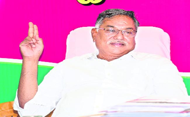 TRS Candidate Dasari Manohar Reddy Interview With Sakshi