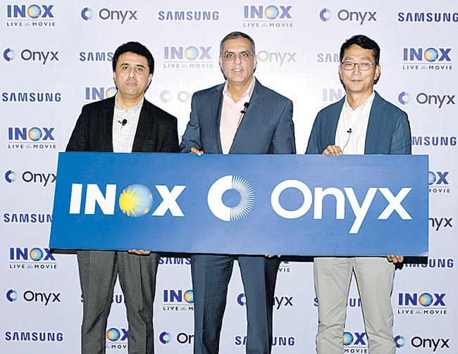 Samsung develops the Inox LED LCD screens - Sakshi