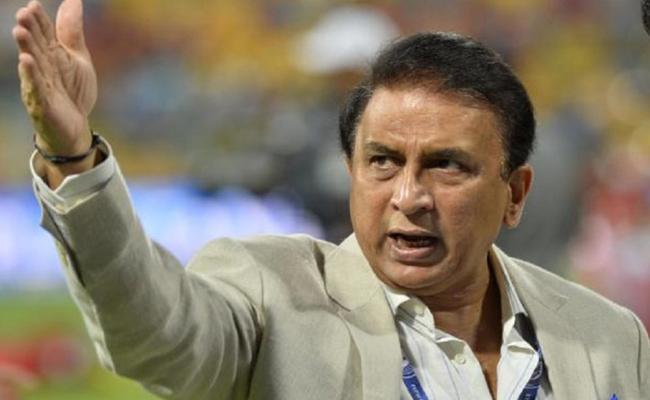 Gavaskar blasts India batsmen after poor shot selection in Adelaide Test - Sakshi