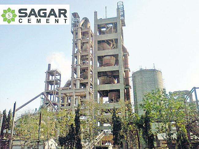 Sagar Cements in acquisition mode - Sakshi
