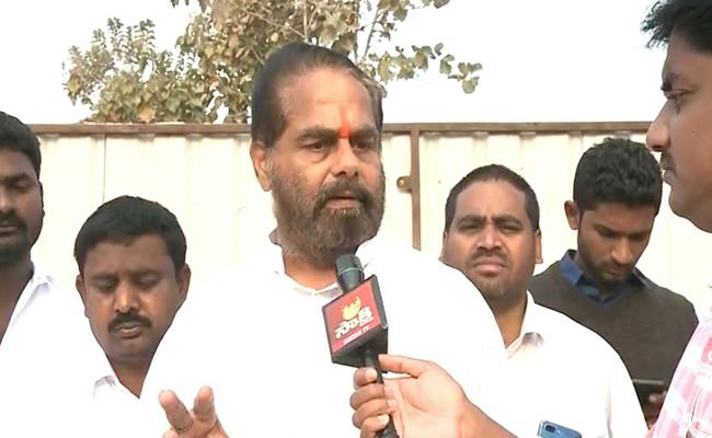 YSRCP Leader Tammineni Seetharam Comments On Chandrababu - Sakshi