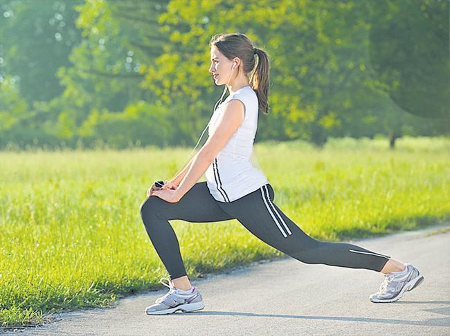 Small exercise days purpose - Sakshi