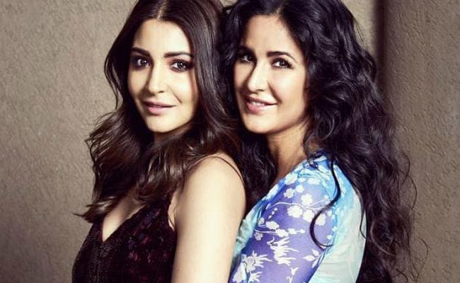 Internet Wants Katrina Kaif And Anushka Sharma Be Best Friends - Sakshi