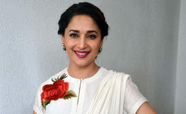 2019 General Elections Madhuri Dixit Contest From Pune For BJP - Sakshi