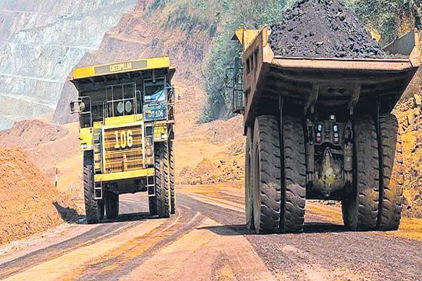 Bauxite Mining Mafia under the hands of TDP Leaders - Sakshi