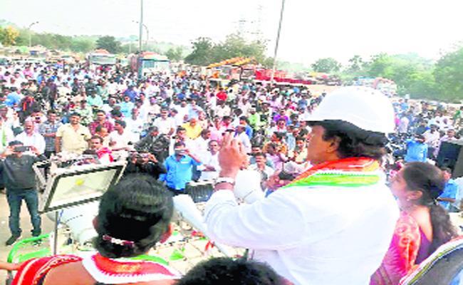 Employment For Unemployed Youth Said Makhan singh Raj Thakur - Sakshi