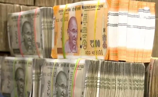 Sarve Satyanarayana Money Seized in Nampally - Sakshi